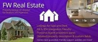 افزونه مدیریت و مشاوره ملکی FW Real Estate