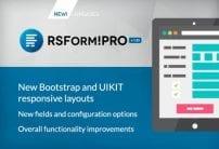 افزونه فرم ساز حرفه ای RSForm Pro