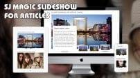 افزونه اسلایدشو SJ Amazing Slideshow for Articles