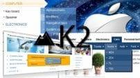ماژول نمایش مطالب SJ Categories II for K2