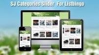 افزونه اسلایدر SJ Categories Slider for Listbingo