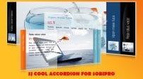 افزونه آکاردئونی SJ Cool Accordion for SobiPro