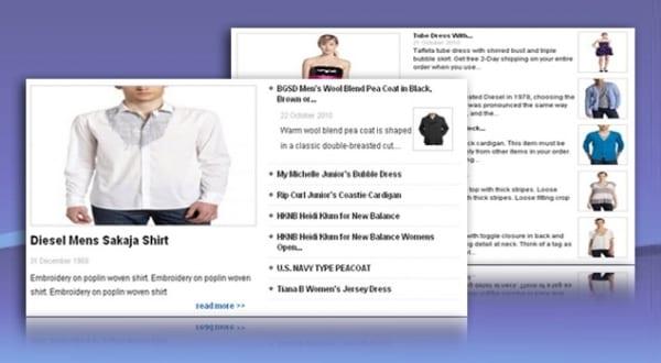 افزونه نمایش مطالب SJ K2 Frontpage