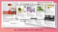 ماژول اسکرولری SJ Scrollbar for SobiPro