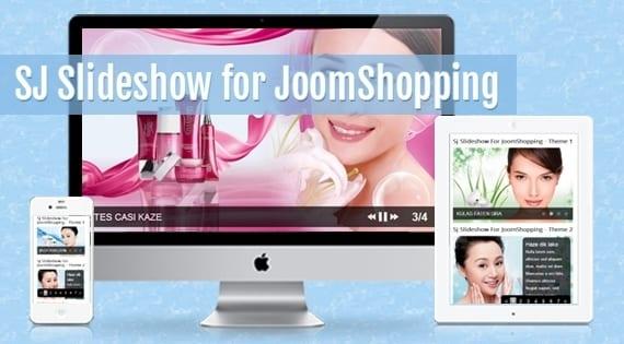 ماژول اسلایدشو SJ SlideShow for JoomShopping