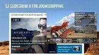 افزونه اسلایدشو SJ Slideshow II for JoomShopping