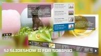 ماژول اسلایدشو SJ Slideshow II for SobiPro