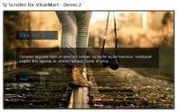 افزونه نمایش متحرک محصولات SJ VM Scroller
