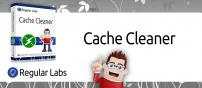 افزونه پاکسازی کش Cache Cleaner