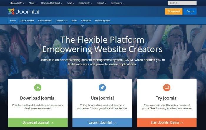 دانلود جوملای فارسی | Joomla Farsi | Joomla! - Content Management System to build websites & apps