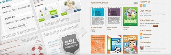 افزونه فروشگاه ساز WP e-Commerce وردپرس | The Best WordPress Plugins | طراحی سایت آسان