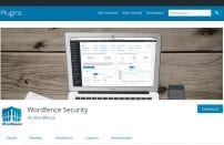 افزونه فایروال امنیتی Wordfence