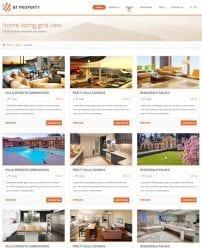 کامپوننت مدیریت املاک BT Property