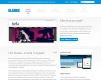 قالب بلاگ و تجاری Hot Blankie