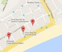 افزونه نقشه گوگل Hot Maps