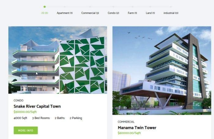 افزونه مدیریت املاک SP Property
