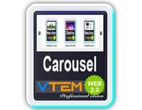 افزونه اسلایدشو VTEM Carousel