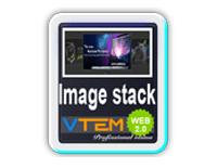 افزونه اسلایدشو VTEM Image Stack