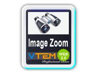 پلاگین VTEM Image Zoom