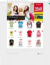 قالب فروشگاه و مجله اینترنتی JA Fixel
