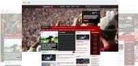 قالب مجله اینترنتی و ورزشی SP SportsOn