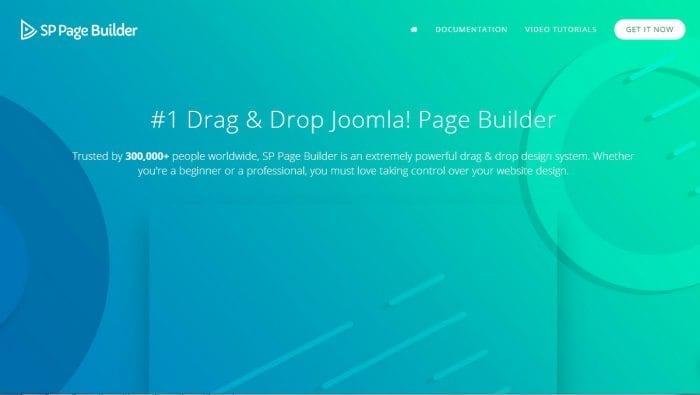 افزونه صفحه ساز و شورتکد SP Page Builder
