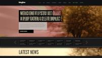 قالب بلاگ و شخصی JXTC Blogline