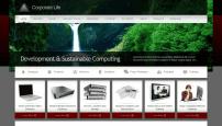 قالب طراحی وب و هاستینگ JXTC Corporate