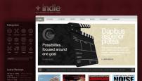 قالب فیلم و سریال JXTC IndieLife