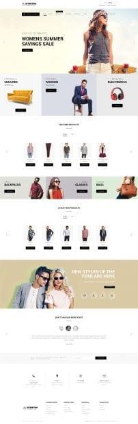 قالب فروشگاهی S5 Store Pro
