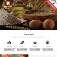 قالب رستوران و آشپزی VT Restaurant