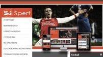 قالب خبر ورزشی و مجله اینترنتی SJ eSport