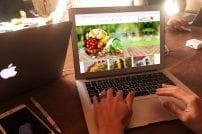 سایت آماده تهیه غذای خانگی خونه پز | طراحی سایت جوملا | Restaurants & Food Ready Website