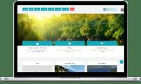 قالب فارسی تورگردشگری و آژانس مسافرتی SJ Decou   دانلود قالب فارسی   Joomla Travel templates for travel website