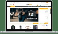 قالب فارسی فروشگاه اینترنتی SJ Maxshop | دانلود قالب فارسی | Responsive Joomla Multipurpose eCommerce Template
