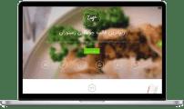 قالب فارسی تالار پذیرایی و رستوران SJ Zaga | دانلود قالب فارسی | Joomla Restaurant & Cafe Templates