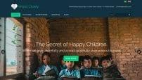 قالب موسسه خیریه و سازمانی ZT Charity
