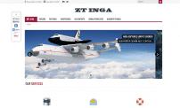 قالب شرکتی و تجاری ZT Inga