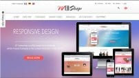 قالب فروشگاه مد و پوشاک ZT WebShop