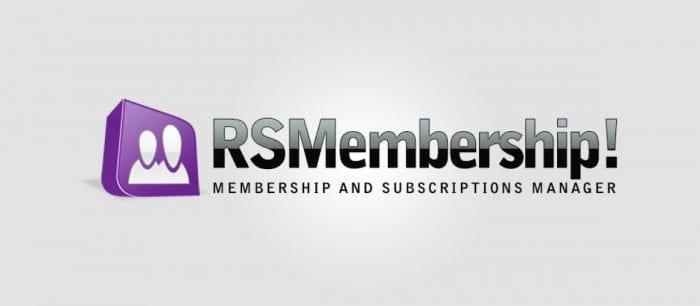 افزونه مدیریت اشتراک و عضویت ویژه کاربران RSMembership Pro جوملا | طراحی سایت آسان