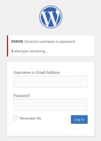 افزونه محدودیت ورود مدیریت Limit Login Attempts Reloaded وردپرس | The Best WordPress Plugins | طراحی سایت آسان