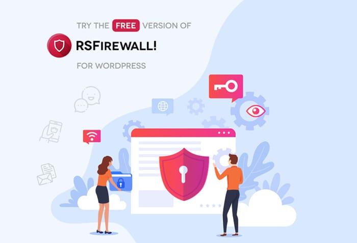 RSFireWall افزونه ارتقای امنیت سایت وردپرس | The Best WordPress Plugins | طراحی سایت آسان