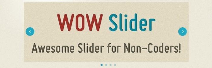 افزونه اسلایدر همه کاره WOW Slider وردپرس   The Best WordPress Plugins   طراحی سایت آسان