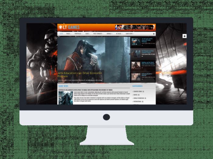 afzoneha com lt games - افزونه ها   طراحی سایت آسان