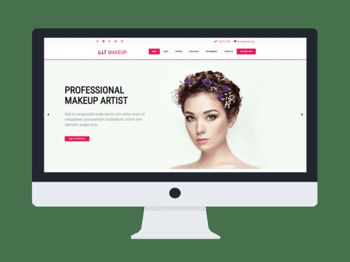 afzoneha com lt makeup - افزونه ها   طراحی سایت آسان