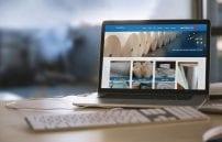 سایت آماده شرکتی و صنایع تولیدی پارچه نسوز | طراحی سایت کارخانجات | طراحی وبسایت صنعتی