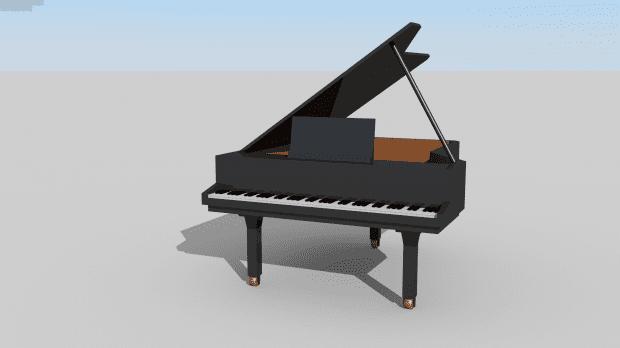l47200 grand piano 20735 - افزونه ها | طراحی سایت آسان