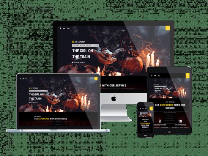 afzoneha com at cinema - افزونه ها | طراحی سایت آسان