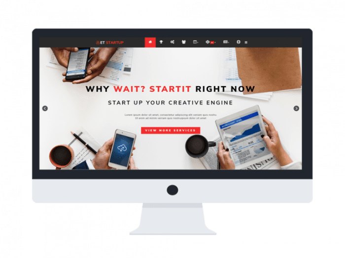 afzoneha com et start up - افزونه ها | طراحی سایت آسان