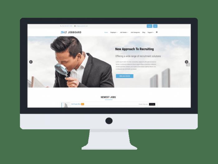 afzoneha com lt jobboard - افزونه ها | طراحی سایت آسان